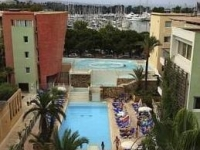 Location appartement vacances Vieil antibes