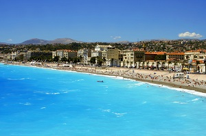 Holiday accommodation in Nice