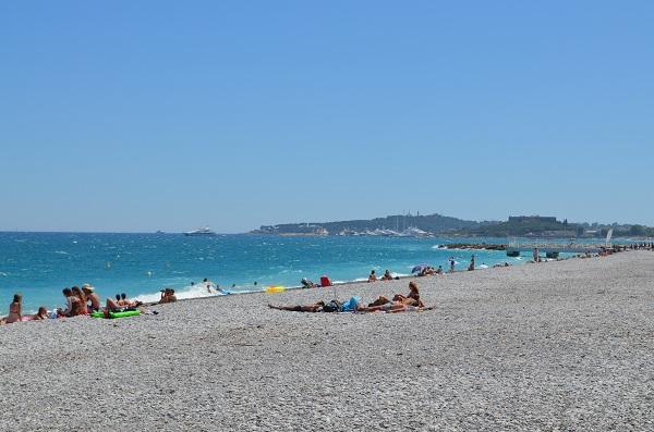 The baie des anges marina at villeneuve loubet beach for Piscine marina baie des anges