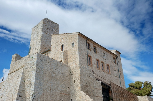 Museo Picasso Antibes - Château Grimaldi