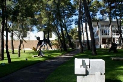 Parco Fondazione Maeght