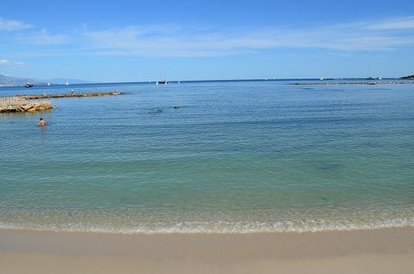 Le spiagge di Antibes - Salis