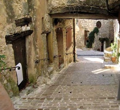 Holiday in Tourrettes sur Loup France