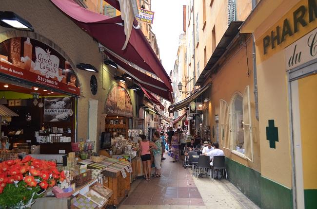 Rue Pairolière - Old Nice