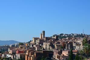 Holiday in Grasse on the Cote d'Azur