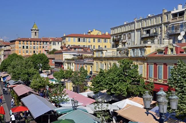 Vecchia Nizza - Francia