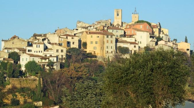Quelques Photos De La Ville De Biot